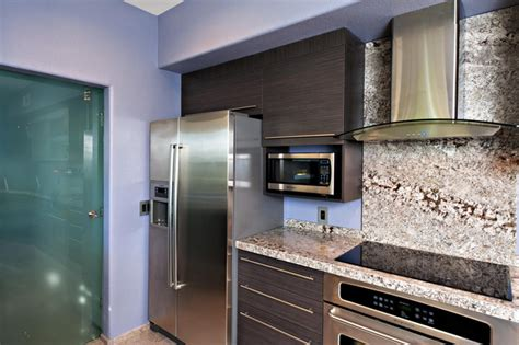 Contemporary Small Kitchen Design  Contemporary  Kitchen