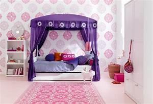 Baldachin Für Kinderzimmer : baldachin bett im babyzimmer 27 geniale ideen ~ Frokenaadalensverden.com Haus und Dekorationen
