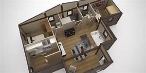 Bungalow in legno Case abitabili in legno Edil Legno