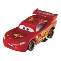 Disney Pixar Cars 2 Movie 155 Die Cast Checkout Lane Package Lightning Mcqueen With Racing Wheels