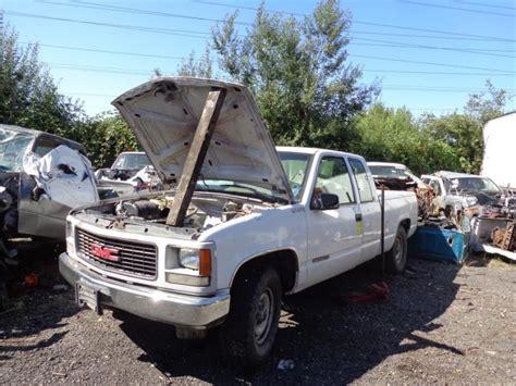 light truck parts portland oregon used 1996 chevrolet truck chevrolet 1500 front