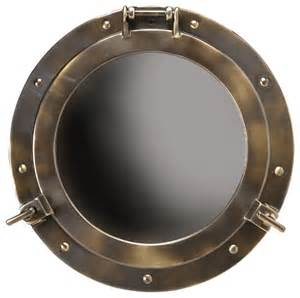 inviting home inc porthole mirror large wall mirrors houzz