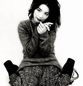 """""""Debut"""" (1993) by Björk ‹ ROK"""