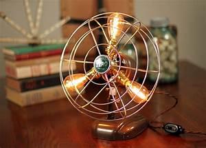 fan lamp compact zero model dan cordero With edison fan floor lamp