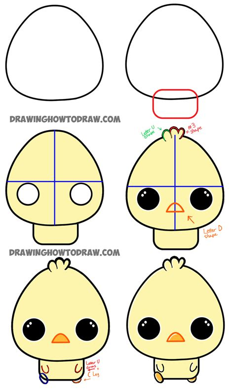 draw cute baby animals archives   draw step  step