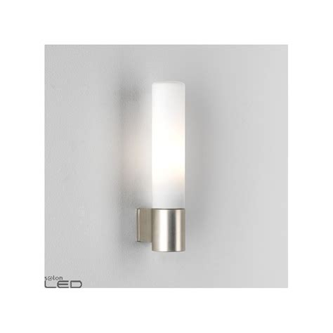 astro bari bathroom wall light in the shape of a