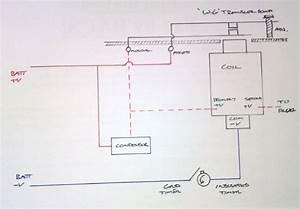 Buzz Coil Condenser  Capacitor