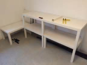 inside kitchen cabinets ideas really big guinea pig enclosure using 5 lack coffee tables