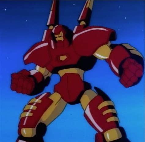 hulkbuster armor marvel animated universe wiki fandom