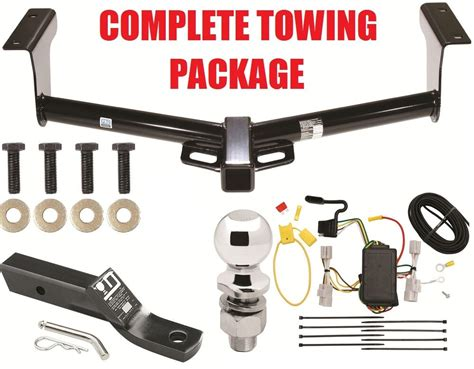 Trailer Hitch Towing Receiver Wiring Harness For Toyota
