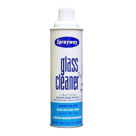 best glass cleaner sprayway world s best glass cleaner