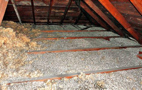 zonolite attic insulation trust