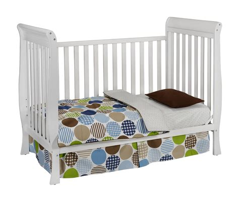 delta crib conversion rails delta children convertible 3 in 1 crib baby baby