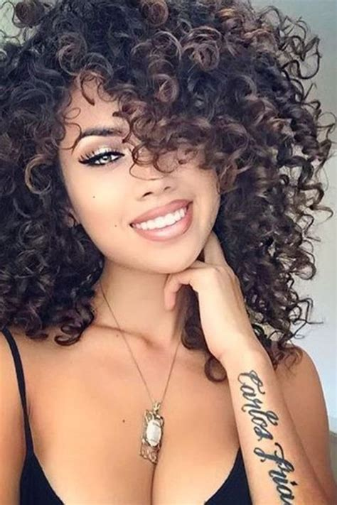 40 Photos of Curly haired Women That Will Make You Embrace