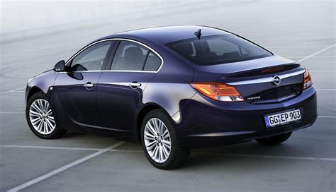 Insignia Opel by 2012 Opel Insignia Photos Informations Articles