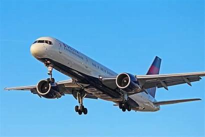 Delta 757 Boeing Air Lines Airplanes Fleet