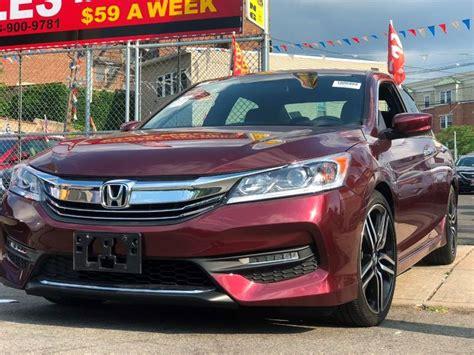 2016 Honda Accord Sport In Irvington, Nj