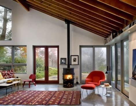 Wohnzimmer mit Kamin gestalten - sind Sie Pro oder Contra?