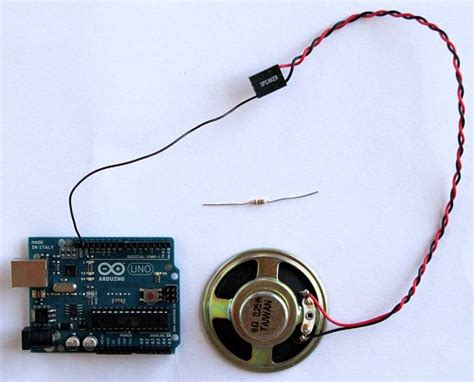 Arduino Melody Circuit For Beginners
