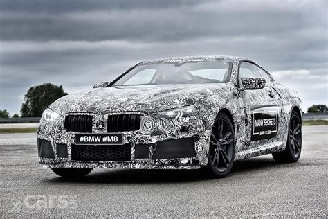 Bmw M8 Prototype Revealed As Bmw Build The M8 Alongside