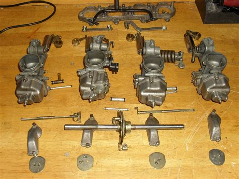 Types Of Motorcycle Carburetor