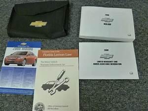 2008 Chevy Malibu Sedan Owner Owner U0026 39 S Manual User Guide