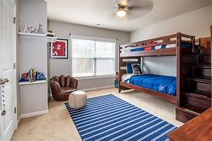 Coolest, Bedroom, Decor, Ideas, With, Bunk, Beds