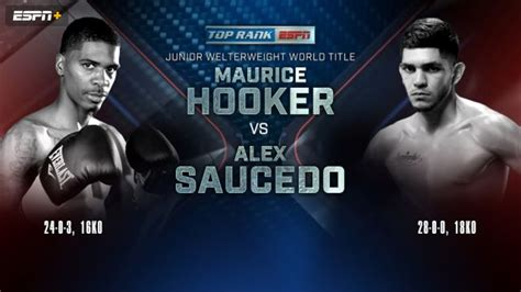 What Time Is Boxing Tonight On Espn - ImageFootball