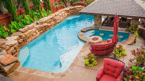 new pool spa construction san antonio pool builder