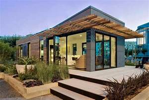 Modern Prefab Cabins - home decor - Takcop com