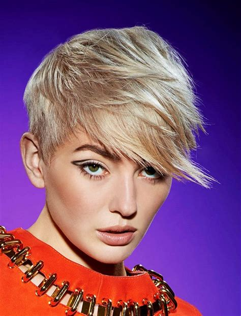 Paul Mitchell Hairstyles by A Hairstyle From The Colour Pop Collection By