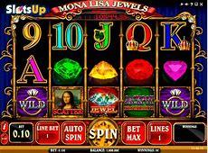 Mona Lisa Jewels Slot Machine Online ᐈ iSoftBet™ Casino Slots