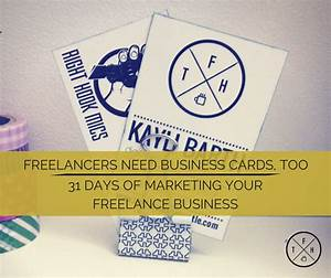Freelancers need business cards too thefreelancehustle for Need business cards