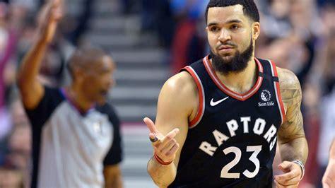 Raptors' Fred VanVleet skeptical about NBA season resuming ...