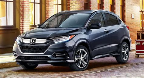2019 Honda Hrv And Pilot Gain Updated Styling And New