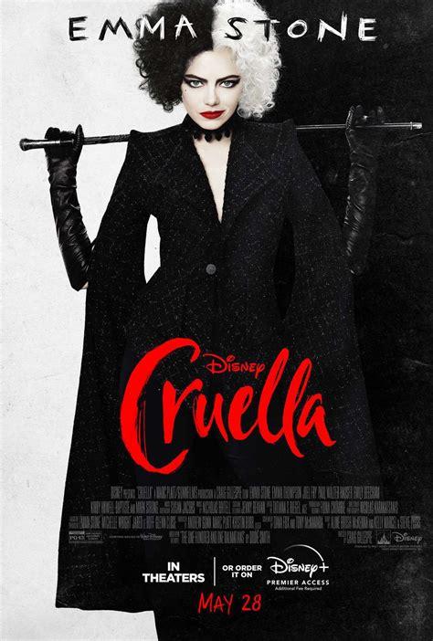 New Cruella Trailer Starring Emma Stone Released By Disney