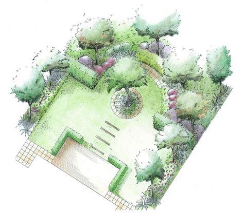 medium sized garden ideas permaculture garden designs