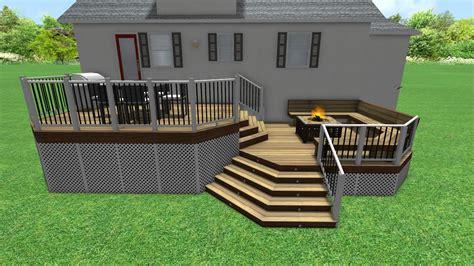 3d decking design software free images