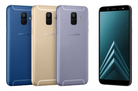 Samsung Galaxy A6 Galaxy A6 Pricing For Netherlands Confirmed Pre Orders Started
