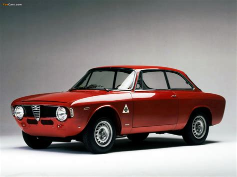 1968 Alfa Romeo Giulia  Information And Photos Momentcar