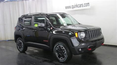 new jeep renegade black new 2015 jeep renegade lease offers near boston ma quirk