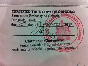 how to legalize a document thailawonline With document certification stamp