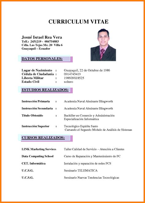 10 curriculum vitae simple appeal leter