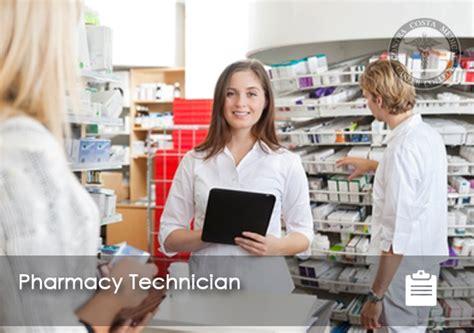 pharmacy technician contra costa medical career college