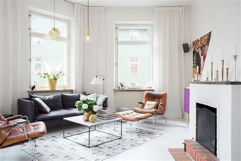 Living Room Ideas For Small Apartments 10 Scandinavian Design Lessons To Help Beat The Winter Blues Freshome