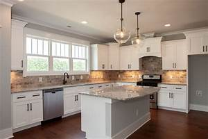White Cabinets Kitchen Images