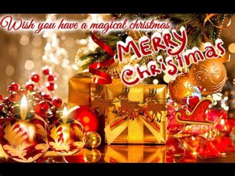 christmas ecard 2017 video greeting card for whatsapp youtube