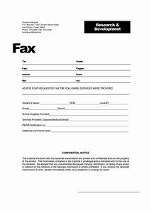 fax cover letter doc template With cheapest way to fax documents