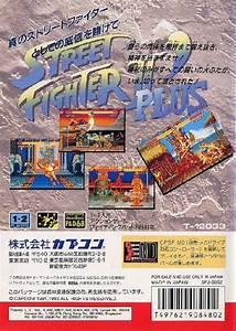 Street Fighter Ii Plus For Sega Genesis