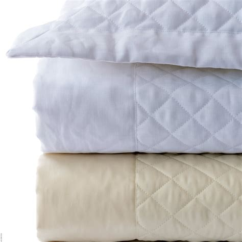 Sateen Coverlet by Simply Sateen Quilted Coverlet